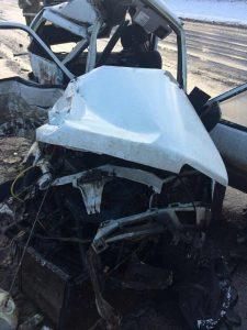 Три человека погибли в двух ДТП в Похвистневском районе