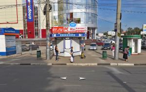 На пересечении проспекта Кирова с улицей Победы в Самаре перенесут остановку