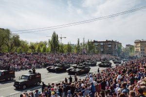 Стали известны детали проведения парада Памяти в Самаре 7 ноября