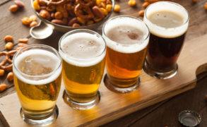 В России стали производить на 8,5 процента меньше пива