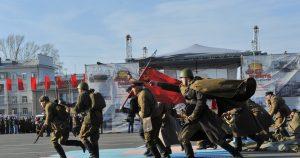 Парад памяти в Самаре 7 ноября пройдёт без традиционной гражданской демонстрации