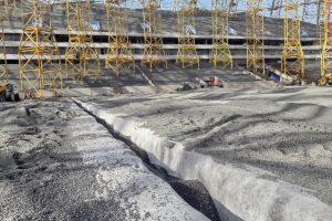 Газон на стадионе «Самара Арена» могут застелить уже в ноябре
