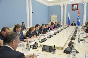 В Самаре состоялось первое заседание рабочей группы повозврату льгот пенсионерам