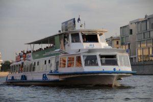 С 30 октября в Самаре закроют остановки речного транспорта