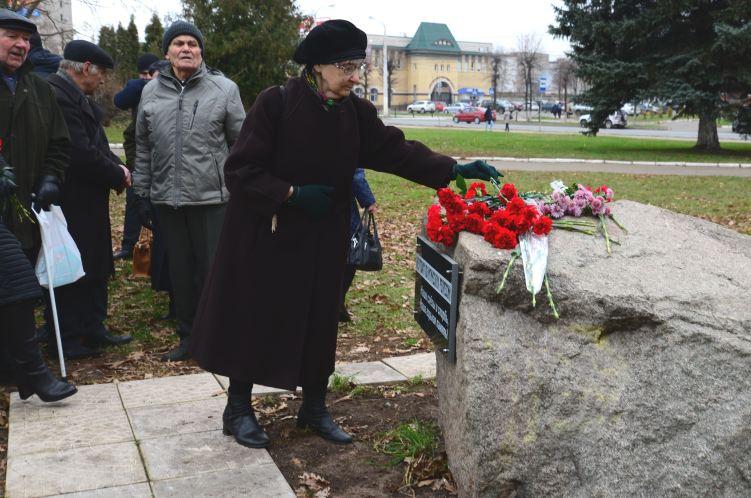 В Костроме сегодня будут вспоминать всех погибших при Сталине