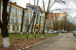 В Самаре идёт ремонт больничного комплекса имени Семашко