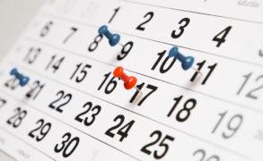 Правительство РФ утвердило календарь выходных дней в 2018 году
