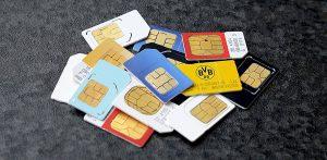 Сотрудники ФСБ задержали жителя Самары за незаконную продажу 2 тысяч сим-карт