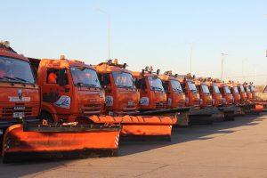 В Самаре 70% уборочной техники уже подготовили к зиме