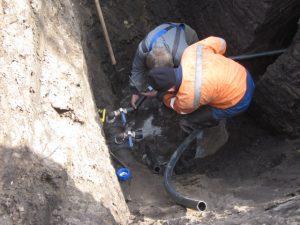Из-за коммунальной аварии в Самаре без воды остались 333 жилых дома