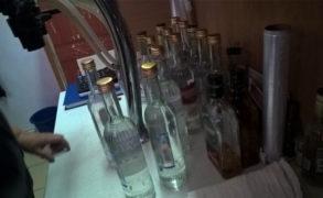 Во время операции «Алкоголь» полицейские Елабуги изъяли более 750 литров спиртных напитков