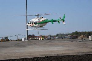 Около стадиона «Самара Арена» выделили землю под вертолётный центр