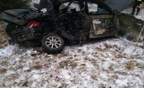 Многодетная семья из Татарстана разбилась на трассе «Пермь – Березники»