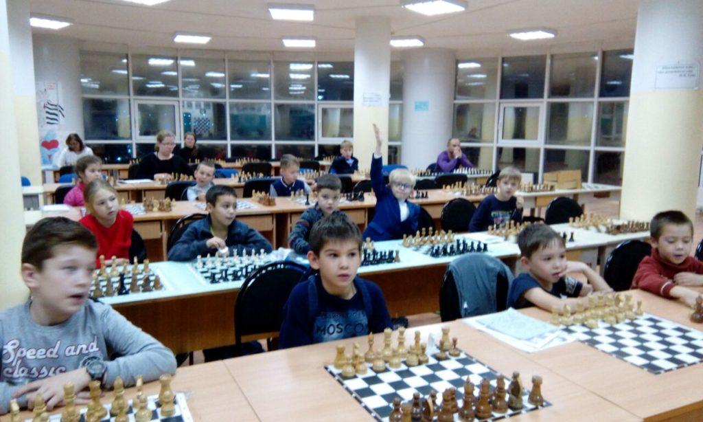 Юные шахматисты против наркотиков