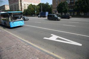 В Самаре появятся выделенные полосы для общественного транспорта