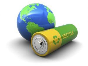 В Самаре появился экобокс для сбора батареек