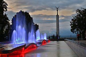 Фонтан в честь 30-летия Победы в Самаре сделают музыкальным