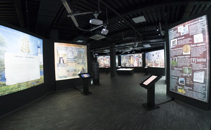 Говорит и показывает 3D-парк