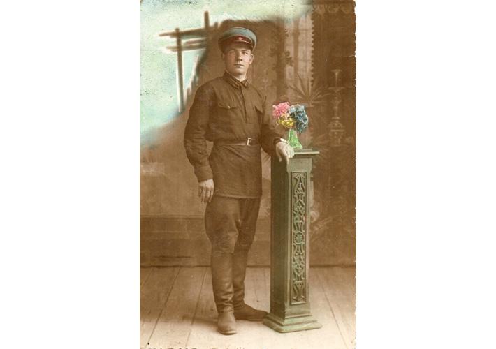 Фёдор ОТМАХОВ. Несгибаемый солдат партии