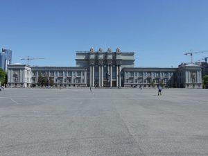 Администрация Самары отчиталась о ходе ремонта Струковского сада и набережной