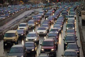 Протяжённость самой длинной пробки в Самаре на этой неделе составила больше 6 км