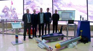 Сотрудники СамГТУ презентовали военные разработки