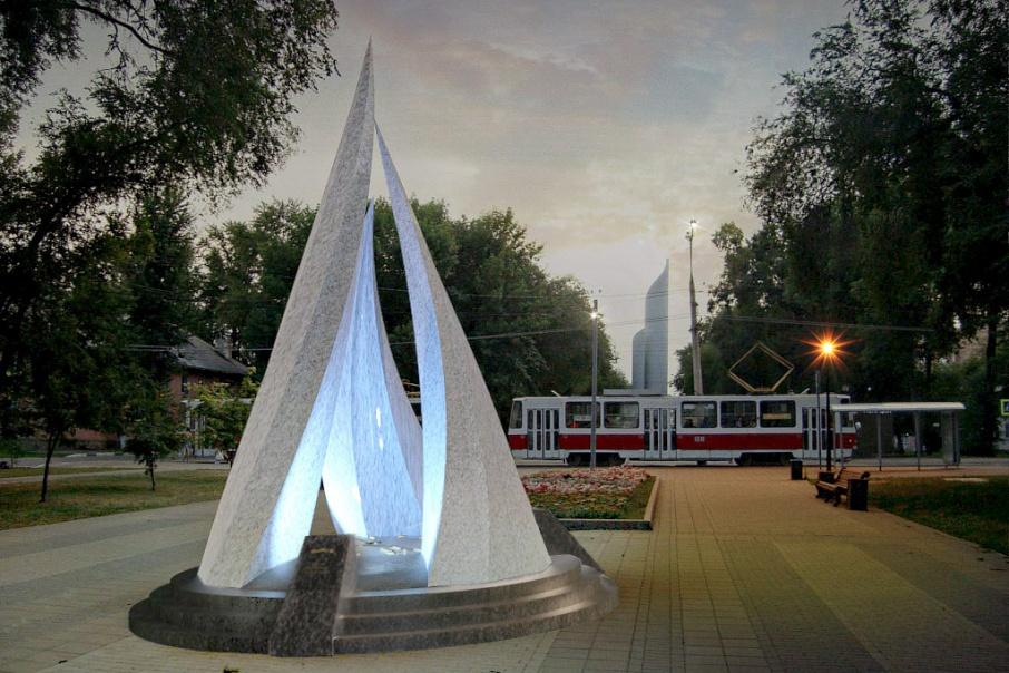 В Самаре хотят установить памятник газопроводу