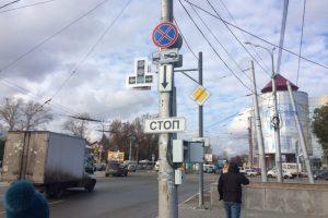 В Самаре на пересечении проспекта Кирова и улицы Победы изменят схему движения
