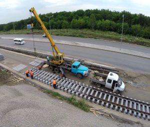 На корректировку трамвайного маршрута до «Самара Арены» потратят 7,6 миллионов рублей