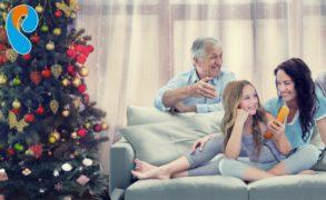 В пик новогодних празднований «Ростелеком» снимает все ограничения в пакетах минут «Твоя страна»