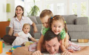 С нового года семьи с детьми из Татарстана воспользуются новыми мерами господдержки