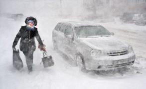 Синоптики предупредили о сильной метели в Татарстане