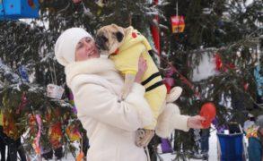 """Сегодня в Пионерском парке состоялся конкурс """"Собака – лучший друг человека"""""""